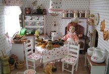 Dollhouse Eva + Slavka / Náš viktoriánsky domček