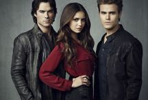 The Vampire Diaries/The Originals / by Reilly Olson