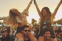 FESTIVAL STYLE / Festival Style we love and inspo for including leathers into your get up!