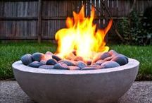 Fire pits / In the search for the best garden fire pit...