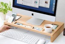 Monitor stand / Idea hay :)