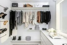 CLOSETS / From simple storage to massive closets!