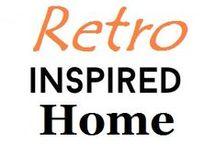 Retro Inspired Home