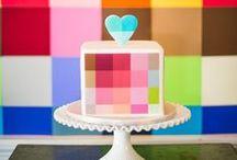 Wedding Cakes, Yum!