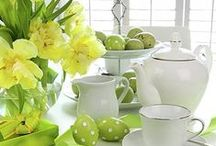 Tablescapes / Holiday and guest entertaining made easy. . .