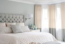 Bedroom Interiors / Bedrooms should be retreats...places you can go to rejuvenate and relax.