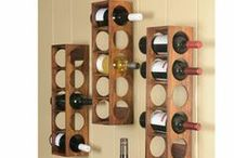 Wine Enthusiast / Wine enthusiasts at home . . .