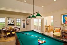 Ultimate Billiard Rooms / A collection of billiard rooms to inspire all billiard lovers!