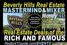 EVENTS NOT TO MISS!!! / Connect with us and/or our friends as we travel the nation meeting investors and learning about real estate markets and opportunities!!!