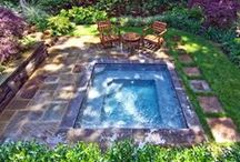 Inspirace zvenčí - bazén / Outside inspiration - pools / Podívejte se na inspirace z celého světa / Have a look at inspiration from the world wide