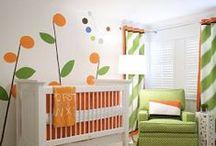 Nursery Delight / Beautiful nursery design ideas for baby