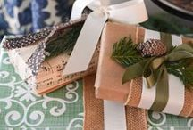Holiday Decor and Projects / Holidays for the Home...