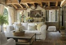 Italian Decor / All spaces, items and things Italian style