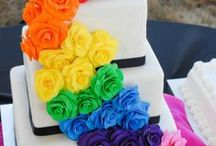 Wedding Cakes / Beautiful Wedding Cakes - traditional and non-traditional