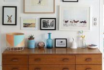 Inspirations deco / Inspirations pour petits aménagements intérieurs