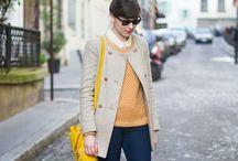 Inspirations looks / Styles ou accessoires mode femme toutes saisons