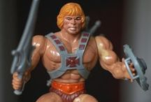 Toy Vault / Images of new and vintage toys in the Nerdy Rotten Scoundrel collection.