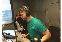 RADIO e TV / PARTECIPAZIONI DEL DOTTOR GIACOMO URTIS IN TV E RADIO
