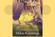 My Books / Clean, wholesome, sweet romances by Milou Koenings