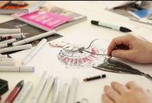 FASHION & DESIGN KURS / Der Fashion & Design Kurs dient als kreativer  Vorbereitungskurs zum Modedesign-Studium und gibt einen außergewöhnlich tiefen Einblick in die Welt der Mode aus der Sicht eines Modedesigners. Ziel des Fashion & Design Kurses ist es, für unsere Teilnehmer die idealen Vorraussetzungen zu schaffen, um einen perfekten Einstieg in das Modedesign-Studium und den Beruf zu gewährleisten. Hier greifen wir auf die langjährige Berufserfahrung von Silke Geib zurück. Mehr Infos unter: www.aboutfashion.org