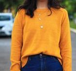 Fall Style / Fashion trends  and stylish outfits for fall