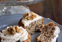 Healthy Muffins & Cakes