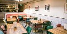 FEGO - Beaconsfield, Bucks / Interiors of FEGO Beaconsfield by KAI Interiors, London - Restaurant Design