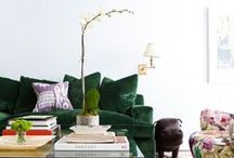 Interiors + Inspiration / by Bridget Edwards