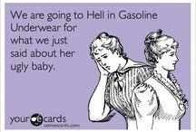 Haha! / by Alyssa Glenn