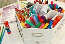 Organization / by Krissy Huber