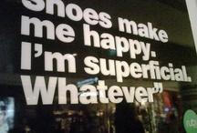 My Shoe Obsession / by Mahvish Iqbal