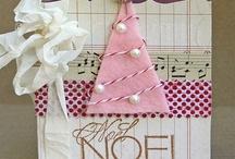 christmas card ideas / by Dawn Haskell