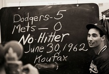 Dodgers :) / by Hillary Nadler