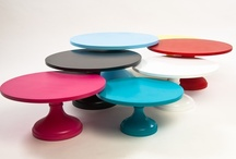 Cake Stands and Dessert Tables