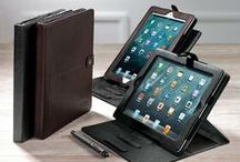 iPad Outfitters / Peruse our selection of iPad cases, stands and accessories to find the right iPad-friendly product that best suits your needs. / by Levenger