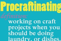CraftSnark / Crafty, snarky thoughts and ideas. / by Carolina Moore