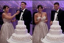 Wedding Cakes / Some of our favorite picks from Pinterest and our very own Brides & Grooms (cakes by Frungillo Caterers are noted in captions). #LetThemEatCake / by Frungillo Caterers