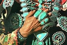 ~Jewelry~Turquoise~ / New, Vintage, Native American, Worldwide Ethnic, Tribal, Contemporary, and I love it all. / by Tammy Maria Settles