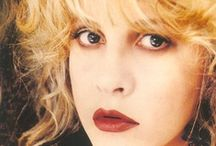 ~Stevie Nicks~Fleetwood Mac~ / ~There are a few duplicate pins...I hate to erase them...I love to see them again anyway...  :)   ~ / by Tammy Maria Settles