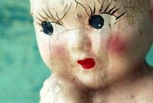 ~Vintage Dolls & Toys~ / by Tammy Maria Settles