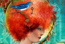 ~Birds in Art~