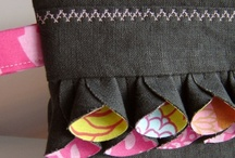 Fabric Crafts and Projects / No-sew, low-sew, and sewing projects... anything fun using fabric!