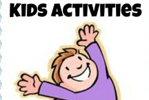 Activities for kids / by Marya ❤️