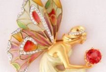 ~Exquisite Lalique~ / The Art of Rene Lalique. Singularly stunning.