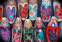 ~DIY Slipper and Shoe Crafting~ / DIY's & Inspirational photos. Happy pinning!