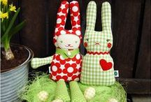 ~Soft Dolls & Animals~2~ / Pin a lot :) / by Tammy Maria Settles