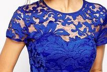 ~Fashion~Lace Love~3~ / I love lace! Thank you for sharing and Pin all you want :) / by Tammy Maria Settles