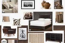Safari Guest/Kids Room Ideas - Barbs House
