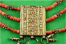 ~Jewelry~Ethnic~Tribal~ / Mostly Indian, Middle Eastern, South Asian old artisan made jewelry.