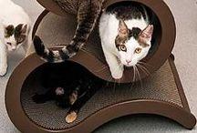 Arbre à chat / Arbres à chats originaux, insolites, à faire soi-même ou vendu sur Wanimo